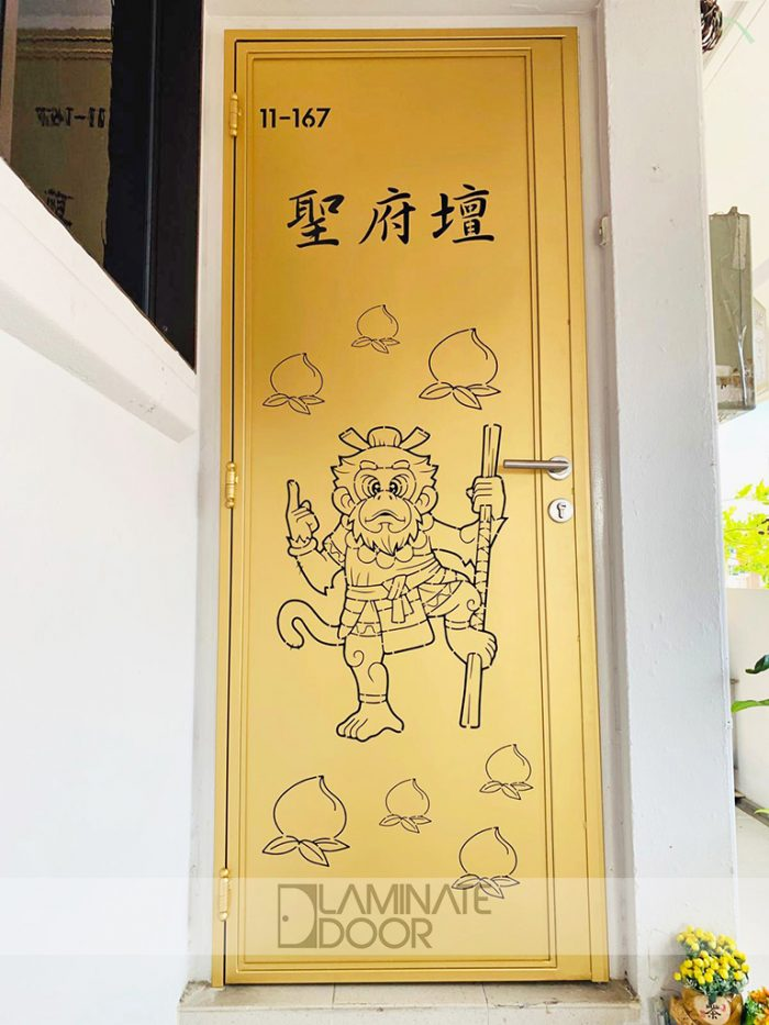 3d-laser-cut-gate-monkey-king