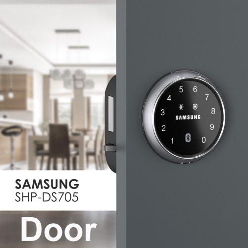 Samsung SHP-DS705G Digital Door Lock