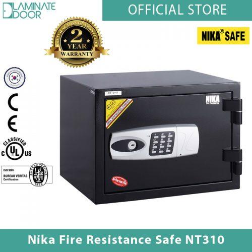 Nika Fire Resistance Safe NT310 1