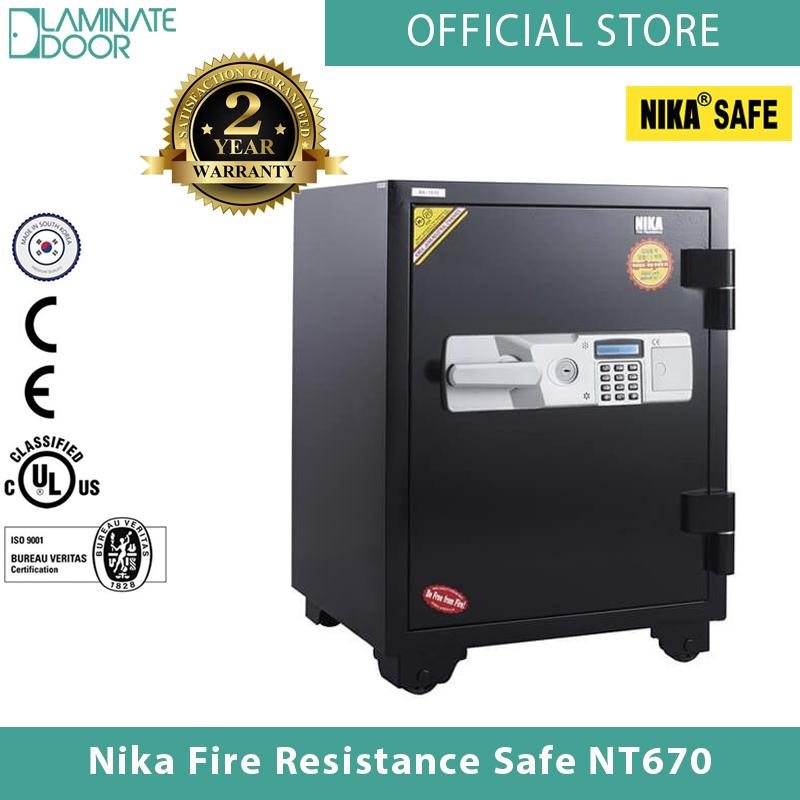 Nika Fire Resistance Safe NT670 1