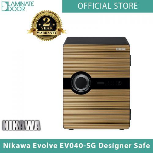 Nikawa Evolve EV040-SG Designer Safe Box